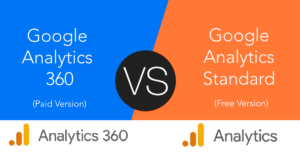 Google Analytics 360 VS Google Analytics